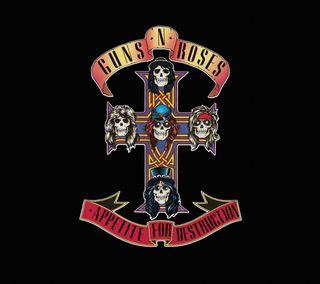 Обои на телефон группа, рок, розы, оружие, музыка, классика, guns n roses, gnr, classic rock, appetite for gnr