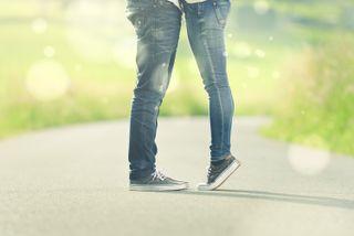 Обои на телефон целоваться, валентинка, сердце, пара, любовь, love, kissing couple