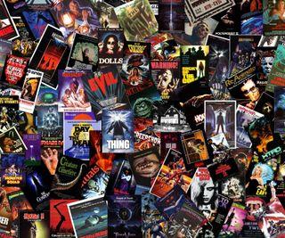 Обои на телефон постер, фильмы, ужасы, винтаж, horror movie posters