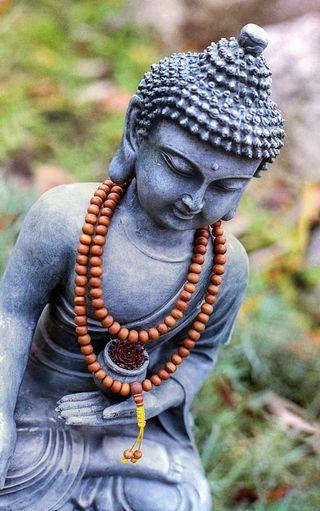 Обои на телефон новый, духовные, будда, hd