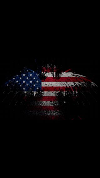 Обои на телефон орел, флаг, сша, популярные, американские, америка, абстрактные, usa