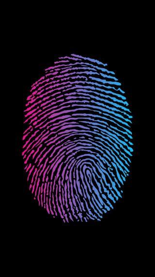 Обои на телефон экран, палец, отпечаток пальца, блокировка, безопасность, fingerblood