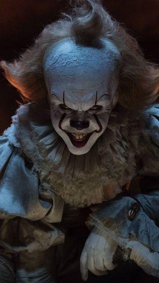 Обои на телефон фильмы, ужасы, страшные, оно, король, клоуны, клоун, 2017