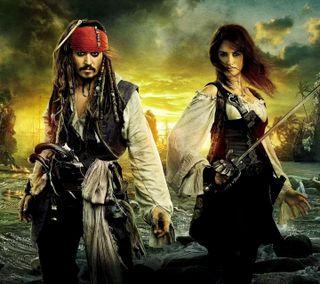 Обои на телефон пираты, фильмы