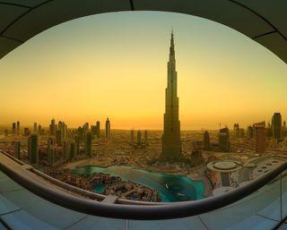 Обои на телефон юнайтед, дубай, городской пейзаж, вид, бурдж, башня, арабские, united arab emirates, khalife tower, khalife, burj al khalife