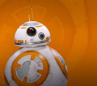 Обои на телефон дроид, фильмы, фильм, робот, моторола, звезда, войны, star wars, motorola, bb-8