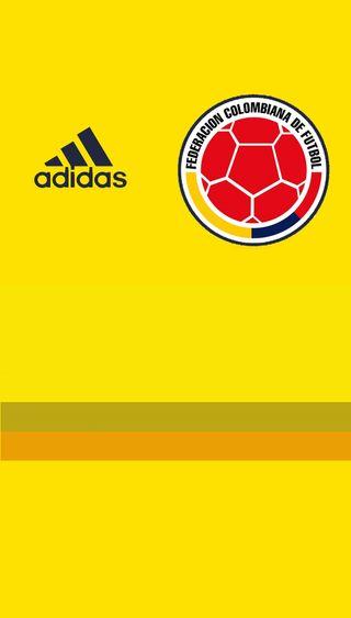 Обои на телефон колумбия, seleccion, eliminatoria, camisa 3 colombia