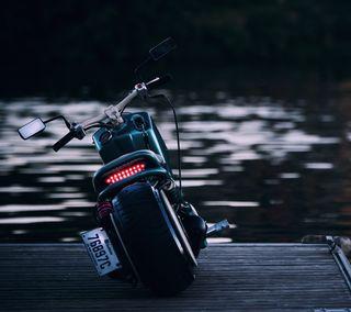 Обои на телефон мотоциклы, черные, крутые