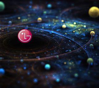 Обои на телефон галактика, lg, galaxy, g3
