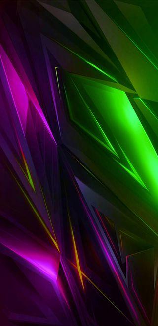 Обои на телефон цифровое, цветные, красочные, абстрактные, hazed