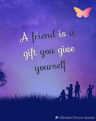 Обои на телефон смех, подарки, друзья, высказывания, friends are gifts
