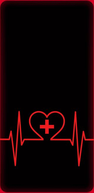 Обои на телефон доктор, черные, сердце, медицинские, любовь, лучшие, крутые, грани, rmrp, nurse, love saver, lit