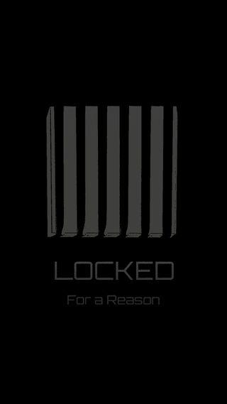 Обои на телефон экран блокировки, экран, черные, темные, причина, заблокировано, блокировка, locked for a reason