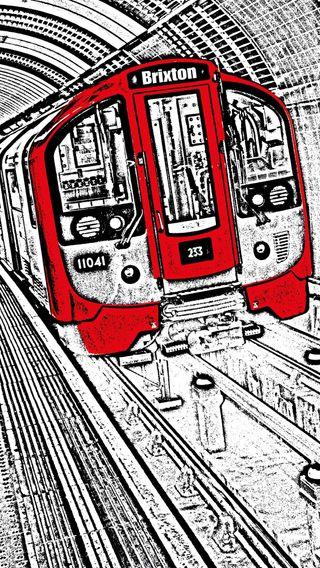 Обои на телефон городские, рисунки, классные, арт, art
