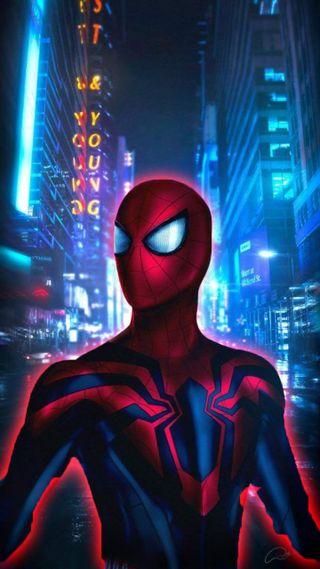 Обои на телефон человек паук, паук, марвел, железный, spider man, marvel, man, iron spider