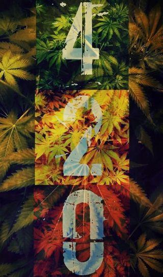 Обои на телефон прайд, экран, флаг, ты, телефон, просто, празднование, номер, марихуана, конопля, just a number, 420