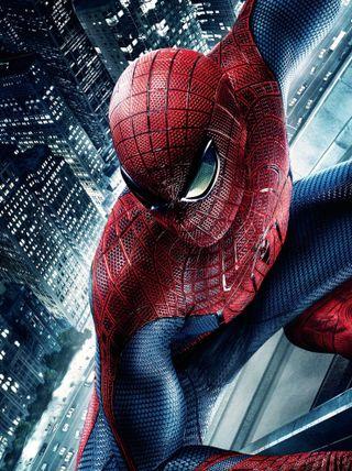 Обои на телефон удивительные, паук, голливуд, spider man, hd spider man, hd
