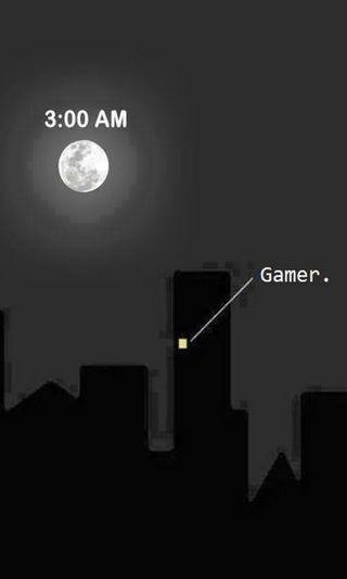 Обои на телефон сон, геймер, ночь, забавные, late, awake