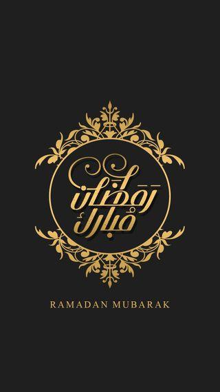 Обои на телефон черные, темные, рамадан, мусульманские, мубарак, ислам, золотые, арабские, 2018