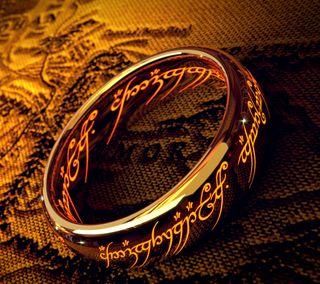 Обои на телефон tolkien, one ring, земля, господин, карта, кольцр, хоббит, кольца, средний
