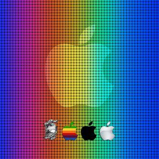 Обои на телефон эпл, логотипы, куб, коробка, квадратные, mac, ios, historic, apple