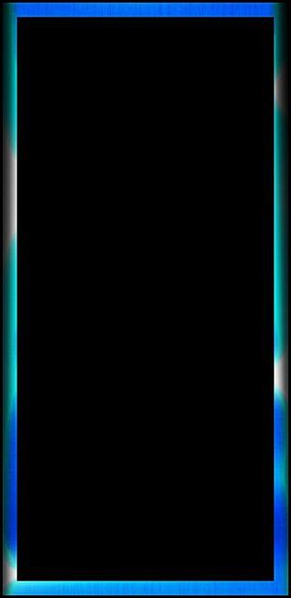 Обои на телефон черные, синие, свет, неоновые, золотые, грани, галактика, белые, led, galaxy, blue white edge