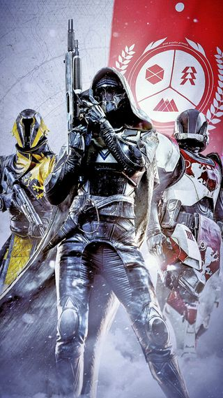 Обои на телефон судьба, стражи, персонажи, игры, destiny2 - guardians