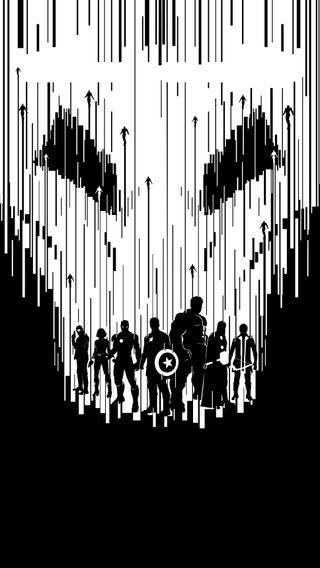 Обои на телефон эпоха, халк, ультрон, тор, мстители, черные, avengers 2