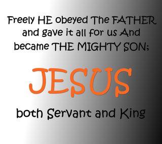 Обои на телефон храбрость, доверять, свобода, любовь, король, исус, духовные, вера, the mighy son jesus, love, kind