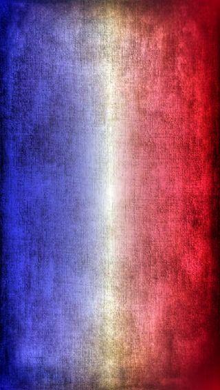 Обои на телефон франция, шаблон, цифровое, флаг, синие, простые, крутые, красые, абстрактные, contrast
