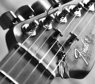 Обои на телефон инструмент, игра, гитара, рок, музыка, fender