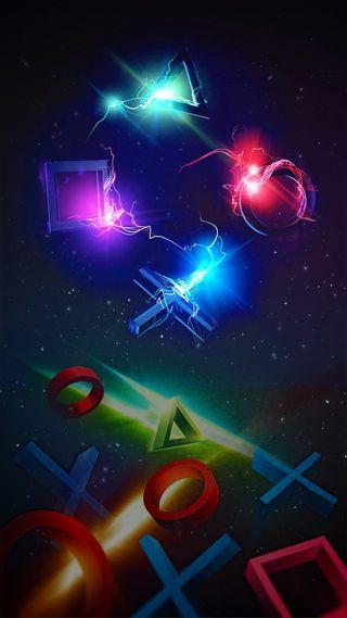 Обои на телефон пс4, игры, логотипы, ps4 1, ps4