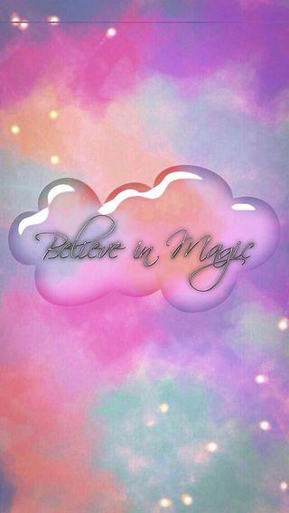 Обои на телефон верить, магия, in magic, believe in magic
