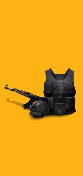 Обои на телефон пабг, оружие, pubg, bag gun