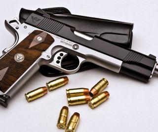 Обои на телефон пистолет, оружие, ammunition wallpapers