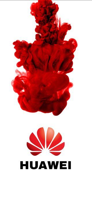 Обои на телефон чернила, хуавей, технологии, мобильный, дым, huawei