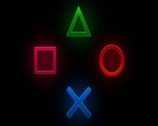 Обои на телефон геймер, пс4, игровые, джойстик, ps4, ps2, ps1, ps controller symbls, ps, playstation