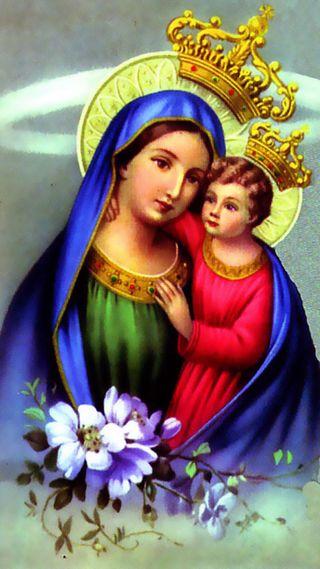 Обои на телефон христос, христианские, малыш, исус, mary and baby jesus, mary