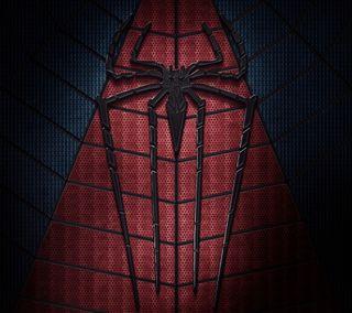 Обои на телефон голливуд, человек паук, супергерои, рисунки, мультфильмы, мстители, логотипы, игра, зеленые, spiderman logo hd
