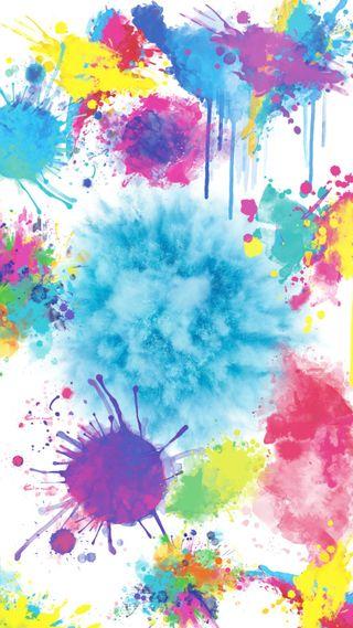 Обои на телефон рисунок, цветные, рождество, nuevo, explosio, enojo, colores xplosion