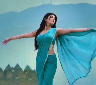 Обои на телефон модели, актриса, shruthi hassan