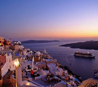 Обои на телефон греция, природа, greece 3010