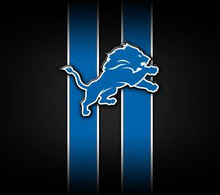Обои на телефон футбол, логотипы, лев, nfl, detroit