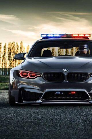 Обои на телефон полиция, бмв, машины, bmw