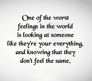 Обои на телефон чувства, приятные, поговорка, новый, мир, любовь, worst, love, everything
