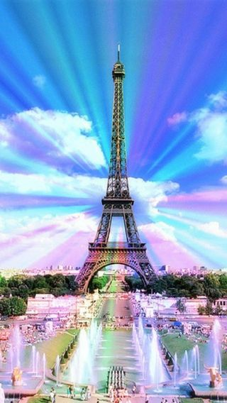 Обои на телефон эйфелева башня, солнечный свет, париж, любовь, love, in paris