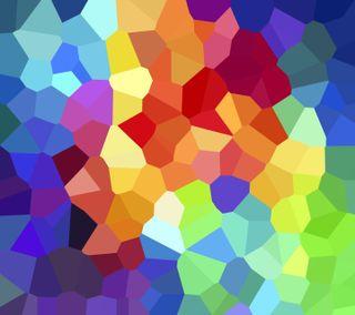 Обои на телефон цветные, формы, кристаллы, кристалл, галактика, абстрактные, sgs5 crystals 03, sgs5, s5, galaxy s