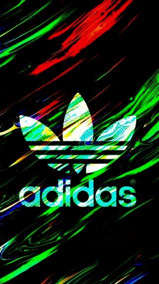 Обои на телефон логотипы, лейблы, бренды, адидас, adidas 5, adidas