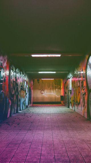 Обои на телефон хип хоп, граффити, городские, город, zedgeurban18, graffiti subway