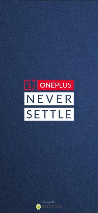 Обои на телефон решить, никогда, oneplus, never settle